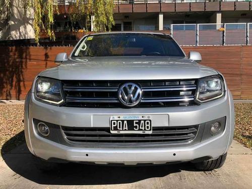 Volkswagen Amarok 180cv 4x4 Hig 2016 Blindada Rb3 Tomas Bord