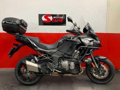 Kawasaki Versys 1000 Grand Tourer Abs 2020 Preta Preto