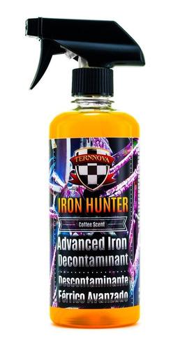 Iron Hunter Ternnova Descontaminante Ferrico Limpia Llantas