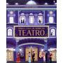Livro Minha Casa De Bonecas Teatro: Livro De Adesivos