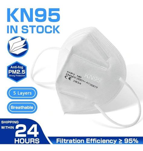 Máscaras N95/ffp2 - Pacote Com 10 Unidades
