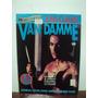 Revista Poster Van Damme