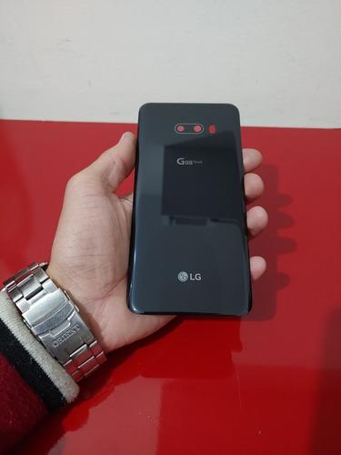 Traseira LG G8x Thinq