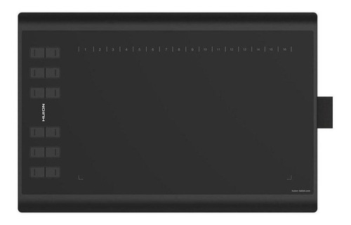 Tableta Gráfica Huion Inspiroy H1060p Black