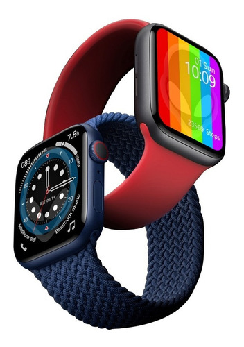 W56 Original Iwo 13 Botão Real Nadar Smartwatch Relógio