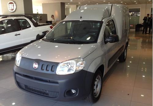 Fiat Fiorino 1.4 0km Con Gnc De Fabrica Financiado 100% R-