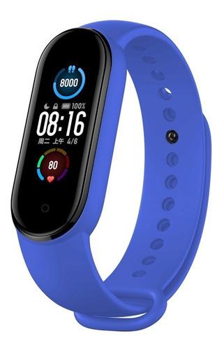 Relógio Smartwatch Xiaomi Mi Band 5 + Pulseira