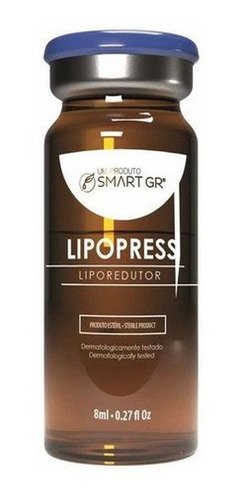 1 Lipopress Smart Gr - 8m - Caneta Pressurizada