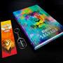 Biblia Leão Color Sb Capa Dura Feminina Masculina Kit Afc