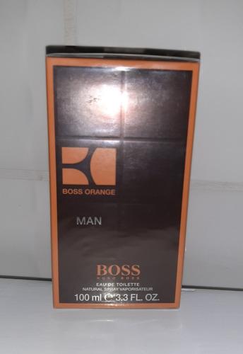 Perfume Hugo Boss Orange Men 100 Ml Original Sellado