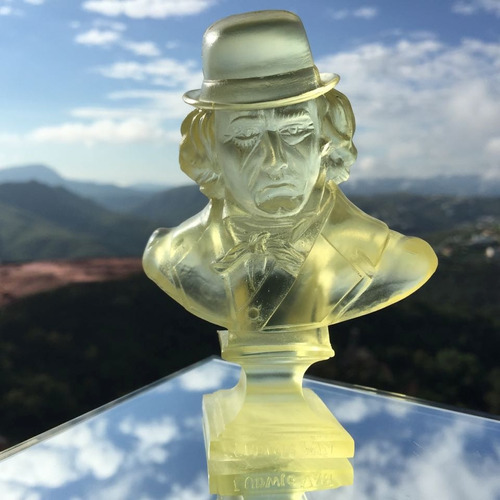 Art Toy Ludwig Van Beethoven Clear Frank Kozik Original