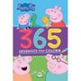 Livro Infantil 365 Desenhos Para Colorir Peppa Pig