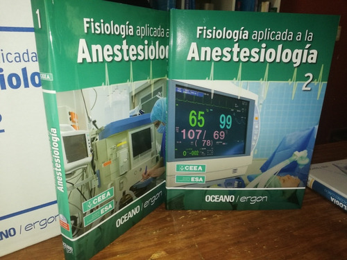 Fisiología Aplicada A La Anestesiología Ceea Oceano