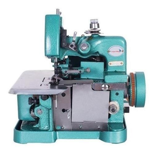 Máquina De Costura Semi Industrial Importway Iwmc-506 Verde 220v
