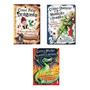 Kit 3 Livros Inspirados No Filme Como Treinar O Seu Dragão