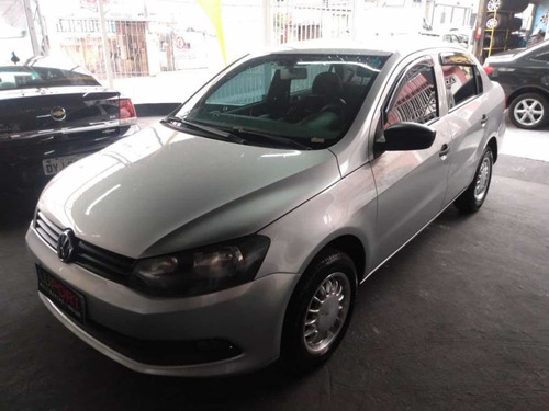 Volkswagen Voyage 2013 1.6 Vht Total Flex 4p