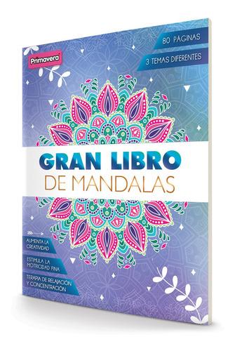 Gran Libro De Mandalas