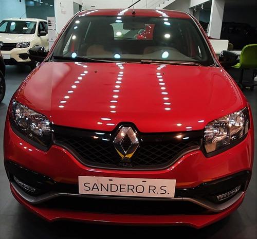 Renault Sandero 2.0 Rs 145cv  Sport Por Pedido Con Reserva G