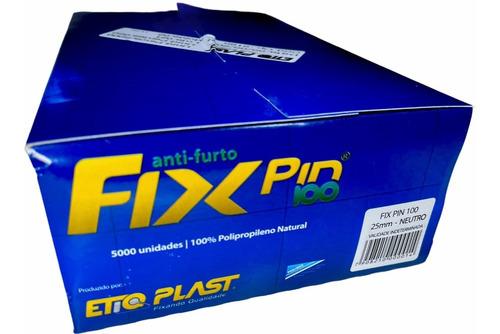 Pino Tag 25mm Anti-furto Caixa Com 5 Mil Pinos Etiqplast
