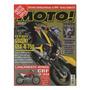 Moto! Nº141 Suzuki Gsx r 750 Triumph Sprint Honda Crf 230