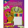 Colorir E Atividades Com Canetinha Scooby doo: Desvendando