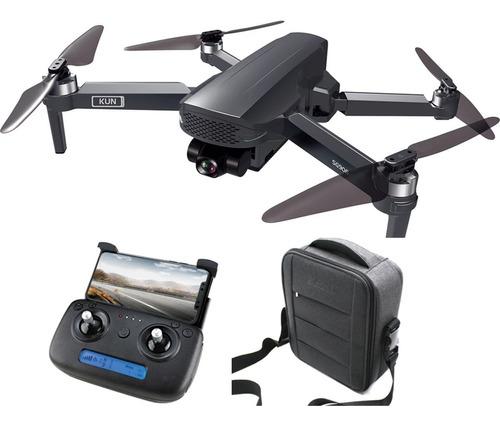 Drone Zll Sg908 4k Wifi 5ghz  Gps Gimbal 3 Eixos Com Case