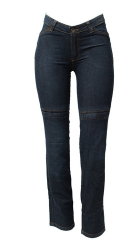 Calça Jeans Motociclista Hlx Penelope Feminina