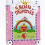 Bíblia Infantil Das Meninas Ilustrada Capa Dura Crianças