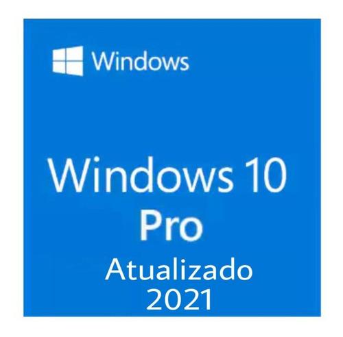 Pc/computador Windows 10 Pro, Chave Ativação