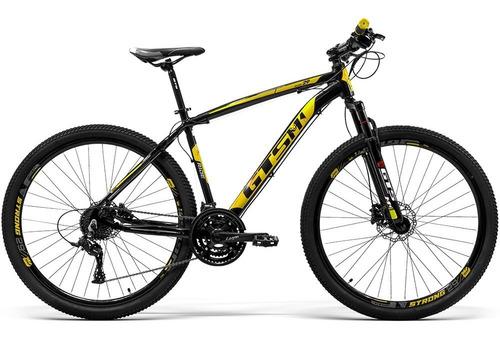 Bicicleta Gts Aro 29 Freio Hidráulico 27v Ride New Promoção