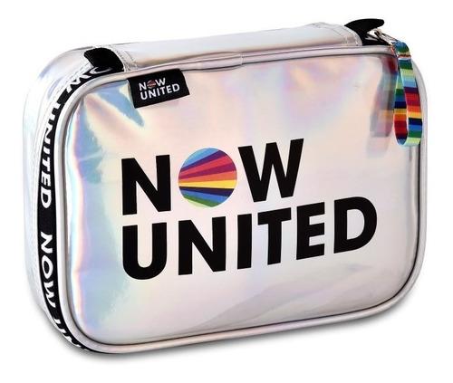 Estojo Now United Original - Holográfico
