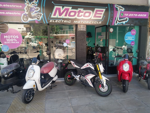 Moto Electrica Rayo/futur-e/moto E