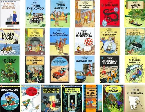 Tintin Coleccion Digital Completa (pdf)