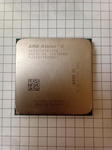Procesador Amd Athlon Ii Socket Am2