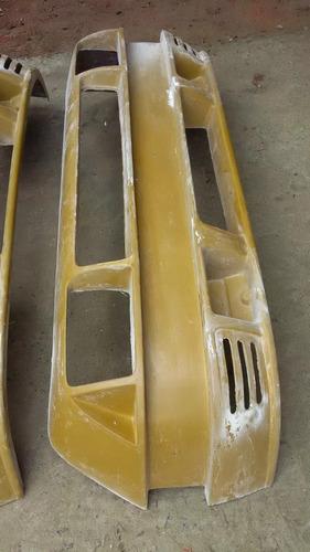 Frente Santa Matilde Sm 4.1 Ano 87, 88, 89, 90 Coupe Quadrad