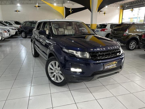 Land Rover Range Rover Evoque Range R.evoque Prestige 2.0 A