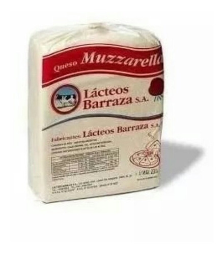 Muzarella Barraza Oferta Blanca ,fiambres X Mayor Lista