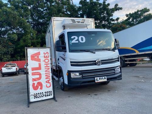 Vw Delivery Express Bau Refriregado  Gancheiro 2020 !