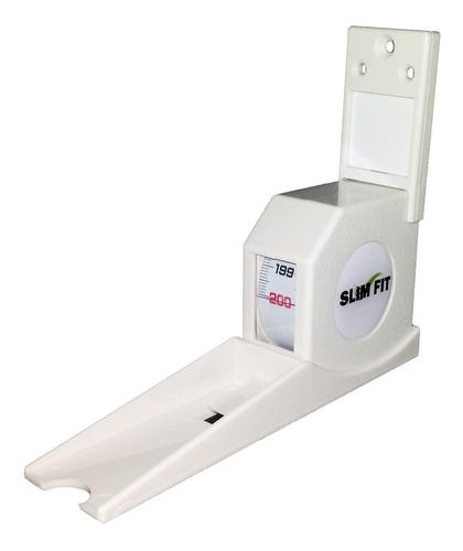 Estadiômetro Compacto De Parede Portátil Medidor De Altura