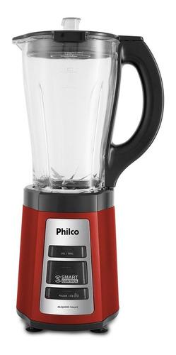 Liquidificador Philco 600w Plq2000 Smart Copo Vidro - 127v