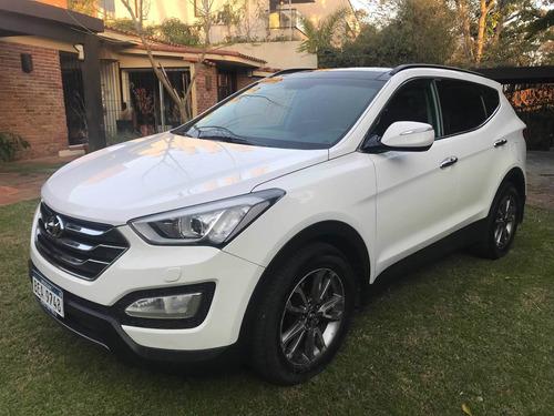 Hyundai Santa Fe 3.3l 4wd Extrafull
