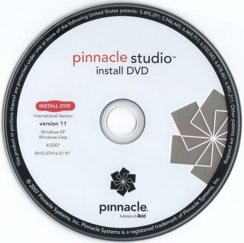 Pinnacle Studio 11 Plus Oem