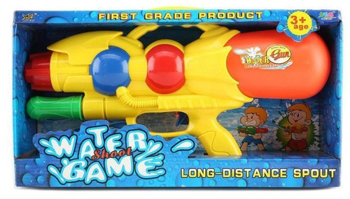 Pistola  De Agua De Juguete