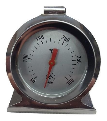 Termometro Para Horno Metálico - Mide Hasta 300°