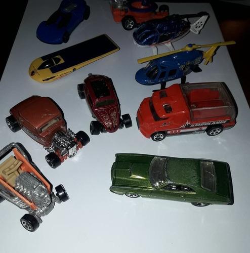 Hot Wheels Autos A Escala De Colecciòn 5 X 499 Pesos!!!!