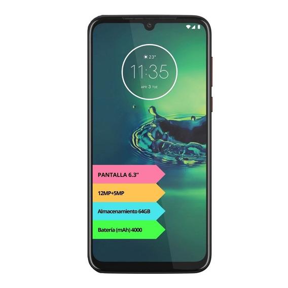 Celular Motorola Moto G8 Plus 4g 64gb 4gb Garantia Oficial