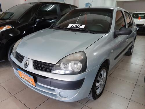 Renault Clio 1.6 Athent. Gnc 2005