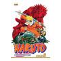 Mangá Naruto Gold Nº 8 ( Em Português )
