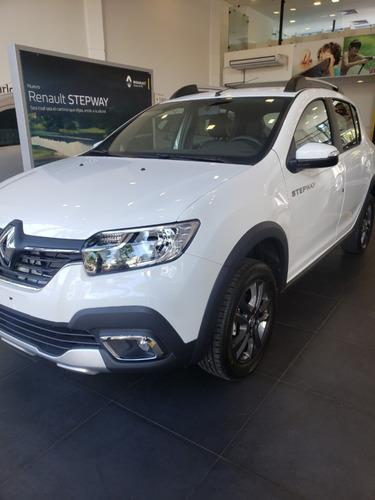 Renault Sandero Stepway 1.6 Zen Inten Tasa 0% Tomo Usado  Jl