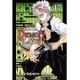 Livro Demon Slayer Kimetsu No Yaiba 17